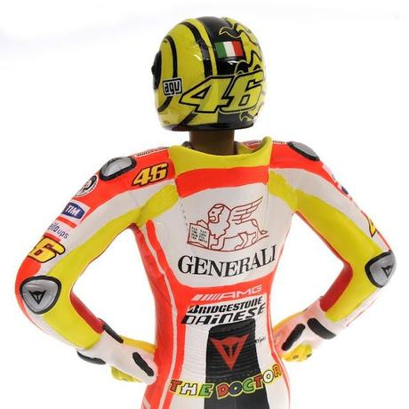 Valentino Rossi Ducati Launch 2011 L.E. 2699 pcs. by Minichamps