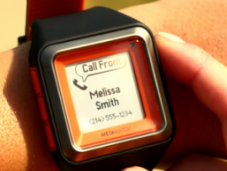 MetaWatch:Il nuovo smartwatch dialoga iPhone dispositivi Android