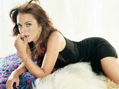 Lindsay Lohan mette troupe mutande girare scena sesso