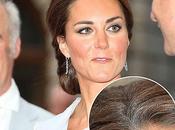 Capelli bianchi Kate Middleton
