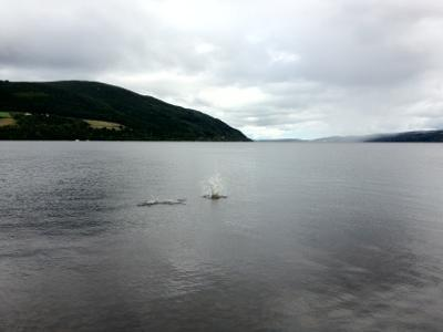 Diario 5 loch ness e fort george