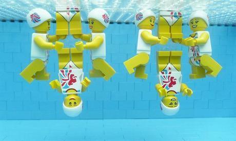 LEGO Olympics 2012