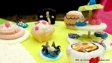 Corso di cake design con CuocaPaglia - Paperblog