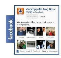 Facebook box like effetto slide