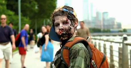 Put Zombies back on tv.