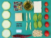 Busiate pesto siciliano pistacchio zucchina