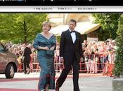 Angela Merkel: rimbalza notizia della calza