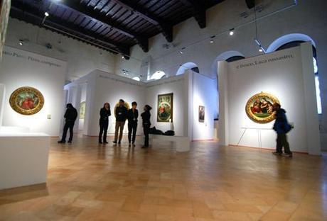 Luca Signorelli a Perugia
