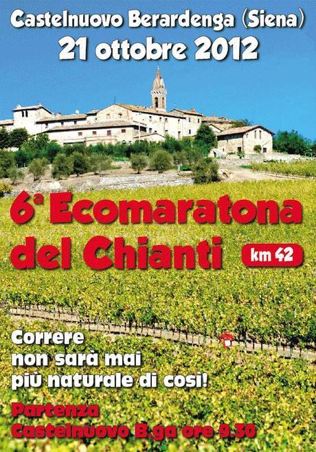 Podismo in Toscana: calendario gare di Agosto 2012.