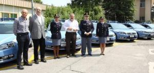 Costose auto a benzina per la Polizia stradale, ma l'alternativa a metano esiste: la propone Alex Conti