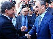 Davutoğlu Iraq