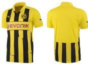 Borussia Dormund, trikot Puma Champions