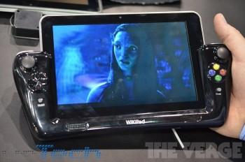 Wikipad: primo tablet Android dotato di joypad