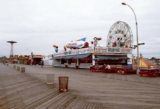 Una domenica a Coney Island