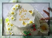 Torta Prima Comunione Gaia Ilaria.........anche ristorante arrivata distrutta!!