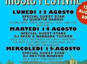 Total Summer Festival Coco Beach ferragosto 2012 14/8 Barbara Tucker (www.barbaratucker.com) Spen mixer anche Filippo Nardi, voice Cire)