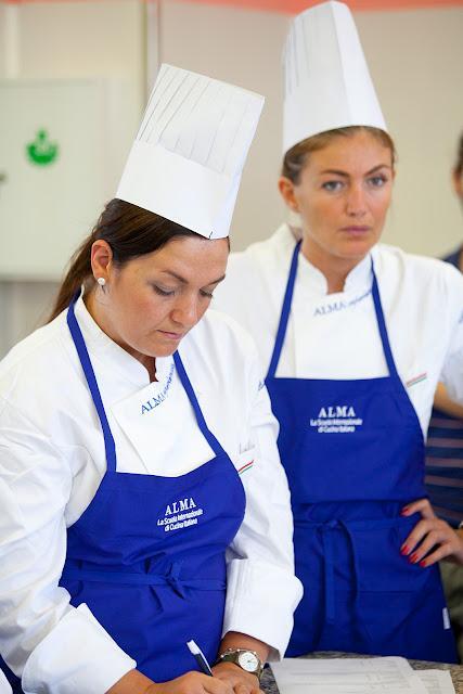 Alma l 39 esperienza della vera scuola di cucina paperblog - Alma scuola cucina ...
