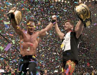 """""""Quando Guerrero e Benoit si sono abbracciati, è stata la fine del business"""""""