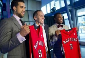 "Raptors: è stop agli ""internationals""?"