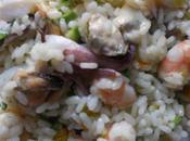 Insalata riso frutti mare