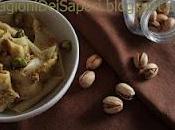 Pappardelle nido pesto pistacchi