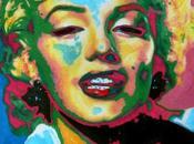 Mostra Andy Warhol Riccione: Marilyn Monroe Musica