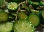 Pasta Grano Saraceno, Zucchine Pesto