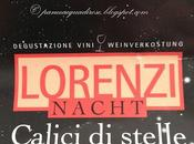 Sono Bolzano: cosa faccio? Calici stelle 2012