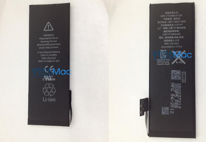 Sarà questa la futura batteria adottata nel prossimo iPhone 5?