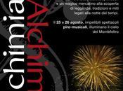 """AlchimiAlchimie 2012 fine mondo, mondo"""" Cagliostro"""