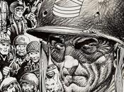 Addio Kubert, leggenda fumetto creato sergente Rock trasformato l'arte balloon scuola