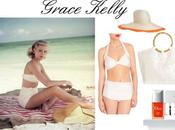 dive spiaggia: Grace Kelly