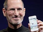 iPhone ottobre Steve Jobs