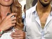 coppia dell'estate 2012 formata Fabrizio Corona Nicole Minetti ecco foto bacio