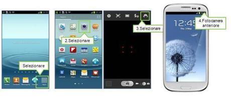 Come Fare Autoscatto Con Samsung S9