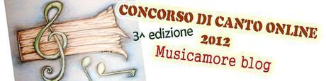 Concorso di canto Musicamore 2012