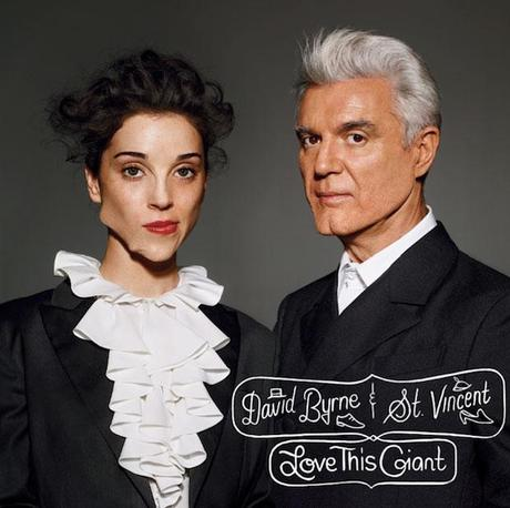 David Byrne St Vincent Love this Giant