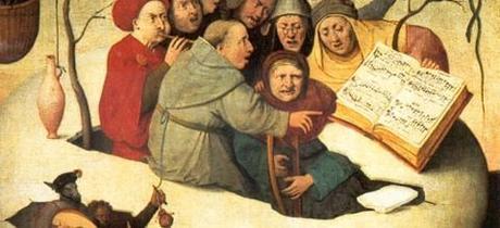 Hieronymus Bosch Attribuito A Concerto Nell Uovo Le Concert Dans L Aeuf Xvi Sec Musee De Beaux Arts Lille