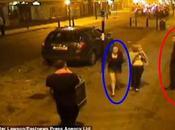 Ubriaco tira pugno donna finisce sulla sedia rotelle (video)