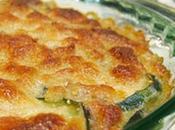Parmigiana bianca zucchine