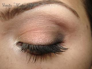 Il mio make up of the day