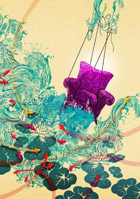 Budi Satria Kwan: design e illustrazioni surreali