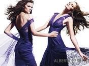 Alberta Ferretti: nuova campagna pubblicitaria