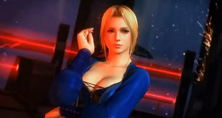 Dead or Alive 5 : annunciati in video i personaggi Helena e Lisa