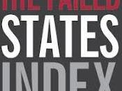Failed States Index 2012: l'Indice degli Stati Falliti