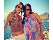 Sicilia: Alessandra Ambrosio pubblica foto della vacanza