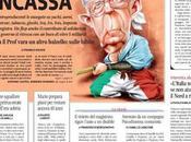 Prime pagine giornali: domenica agosto 2012