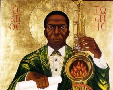 Una messa alla St. John Coltrane African Orthodox Church