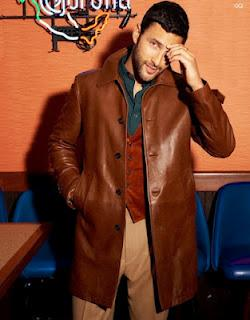 Noah Mills for GQ Italia by Yu Tsai