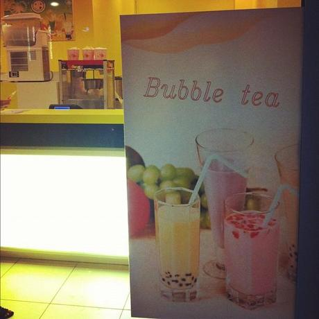 BUBBLE TEA A BOLOGNA!